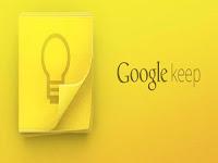 Google Keep Aplikasi Pengingat di Android
