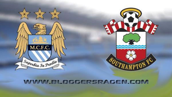 Pertandingan Bola Manchester City vs Southampton
