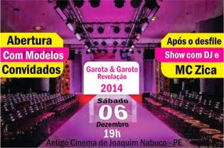 Garota & Garoto Revelação 2014