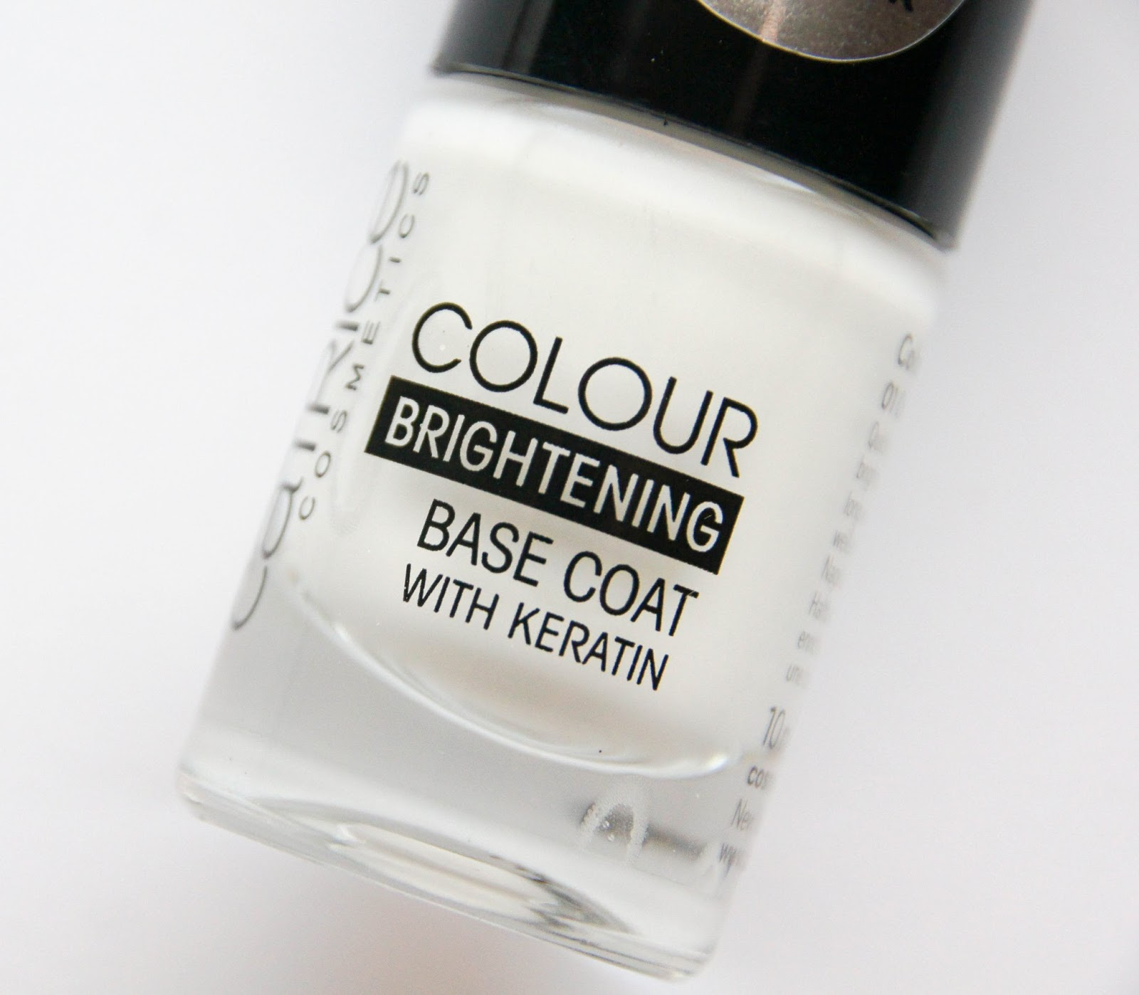 Catrice Colour Brightening Base Coat with Keratin | Wrinkles And Heels