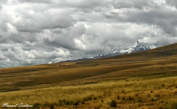Verso il Parco Nazionale del Huascaran, Ticapampa