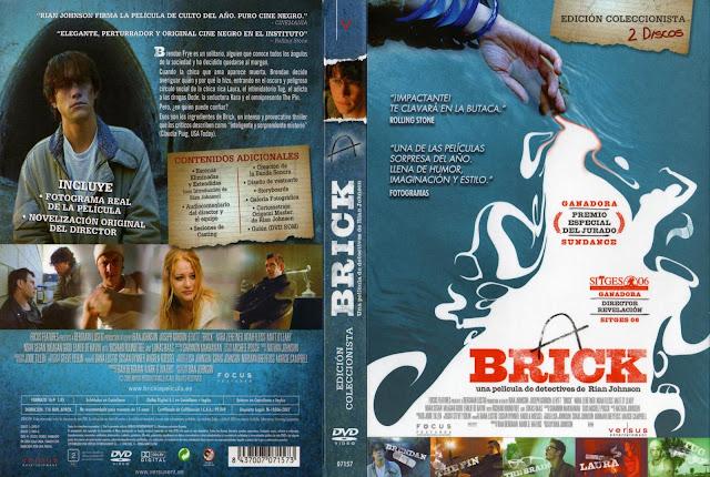 Brick Dvd8