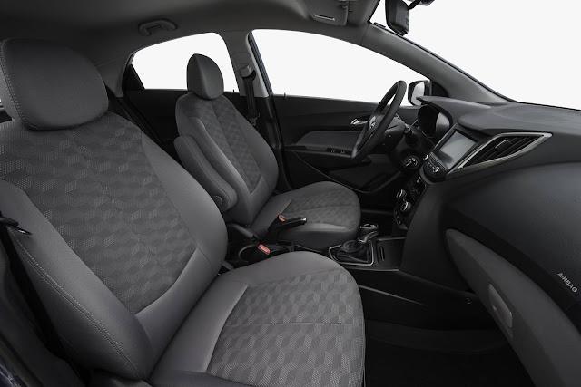 Novo Hyundai HB20 2016 - interior
