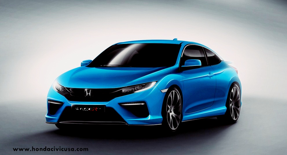 2017 honda civic coupe specification and review usa. Black Bedroom Furniture Sets. Home Design Ideas