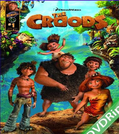 Descargar Películas LOS CROODS DVD Audio Latino