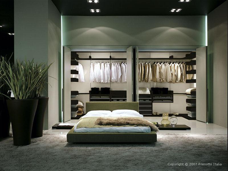 Rumah korang ada walk in closet / wardrobe tak ? Macam mana designnya ...
