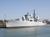 Type 82 or Bristol-class destroyer