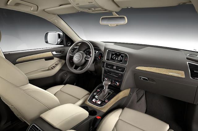 2013 Audi Q5 interiors