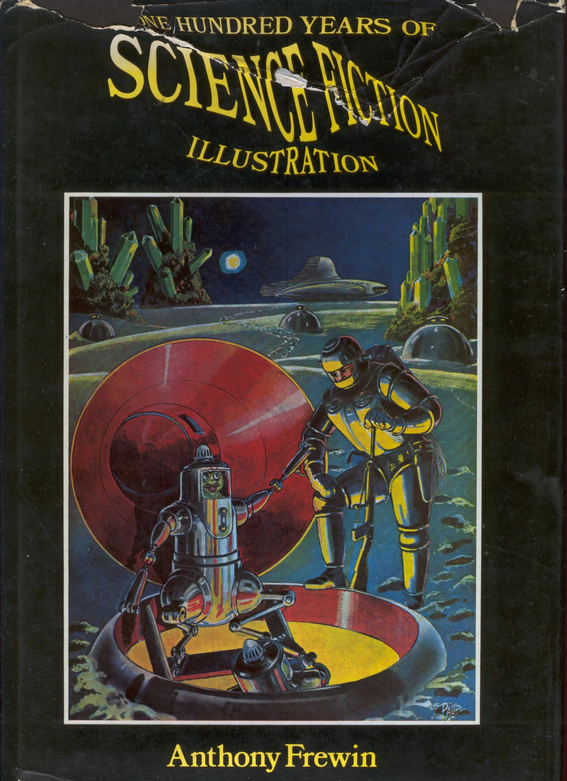 Book Cover Artist Science Fiction : Ski ffy one hundred years of science fiction illustration
