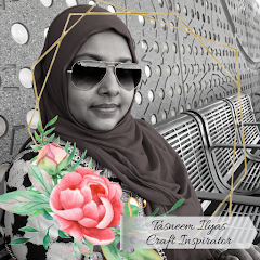 Tasneem Ilyas: Paper Crafter