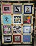 13th Annual Min Pin Quilt Raffle