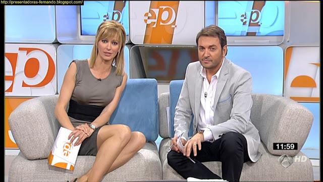 Presentadoras fernando susana griso y romina belluscio espejo publico 10 5 2012 - Espejo publico hoy ...