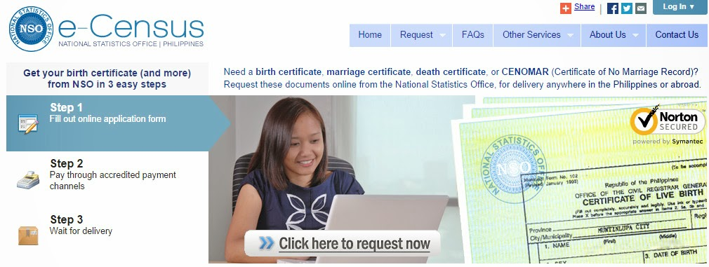 MrSolution: Fastest Way of Getting your Birth Certificate in NSO Makati