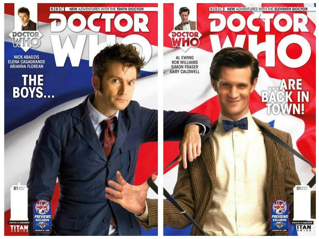 You Can Check Out Some Of The Different Covers Available Here UK Diamond Exclusive Image Source David Tennant