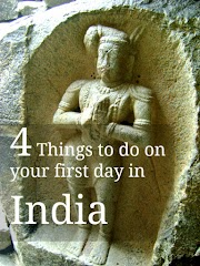 4 Things to do on your first day in India