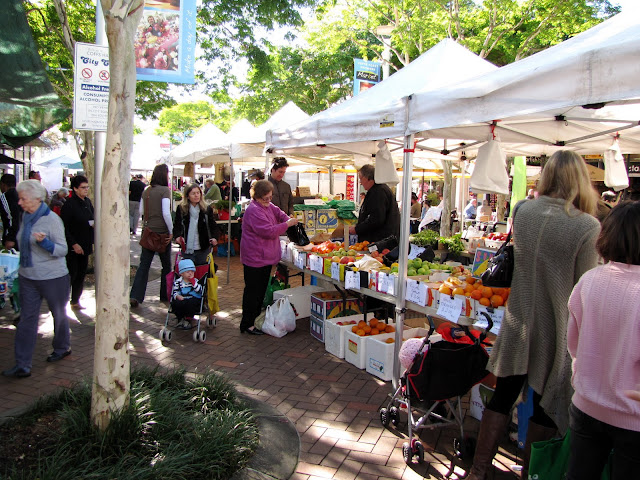 Coffs Harbour Farmer's Market, where to eat in Coffs Harbour, what to do in Coffs