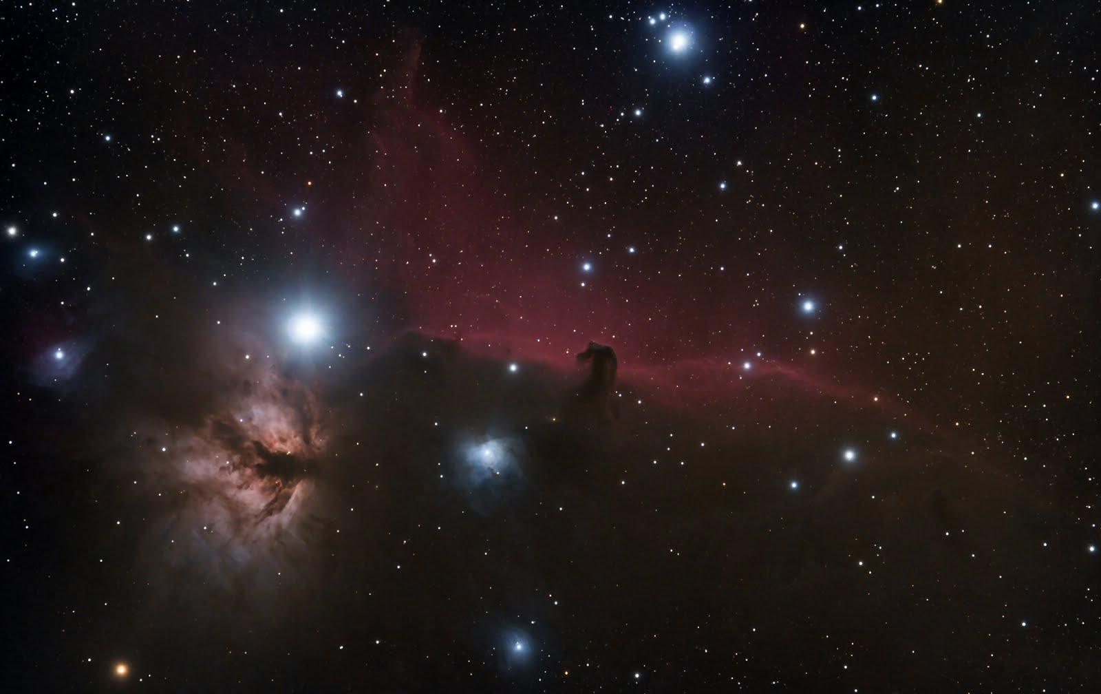 IC 434 y la Flama