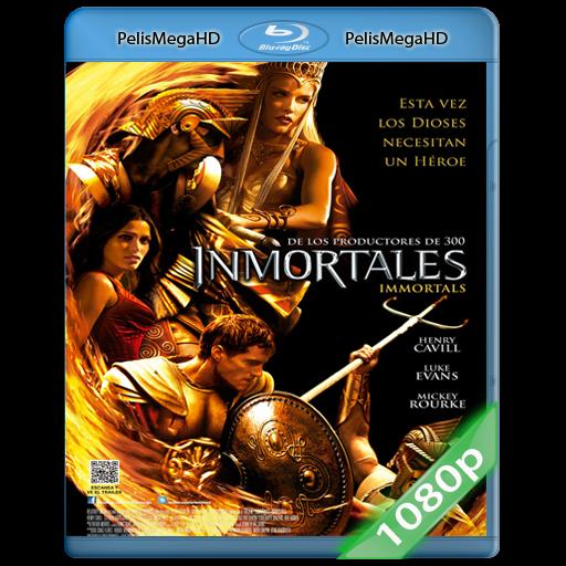 LOS INMORTALES (2011) 1080P HD MKV ESPAÑOL LATINO