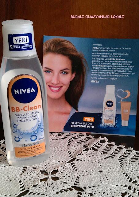 Buralı Olmayanlar Lokali- Nivea BB Clean