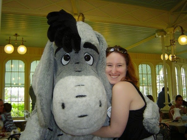 Breakfast at Crystal Palace with Eeyore