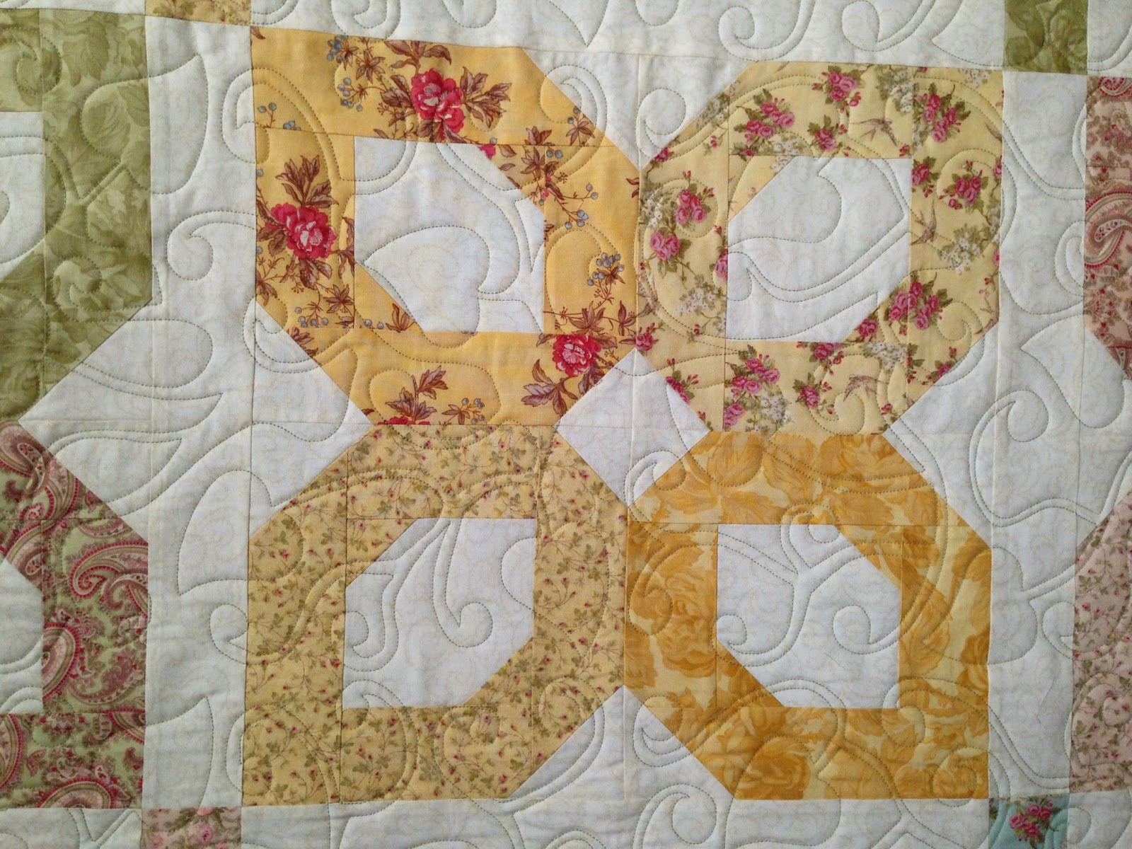 Cheryl Cohorn Wedding Quilt