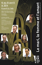 Centre Culturel Calixa-Lavallée/ Le mari, la femme et l'amant