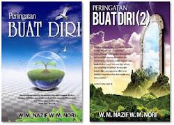 """Buku """"PERINGATAN BUAT DIRI (1 & 2)"""""""