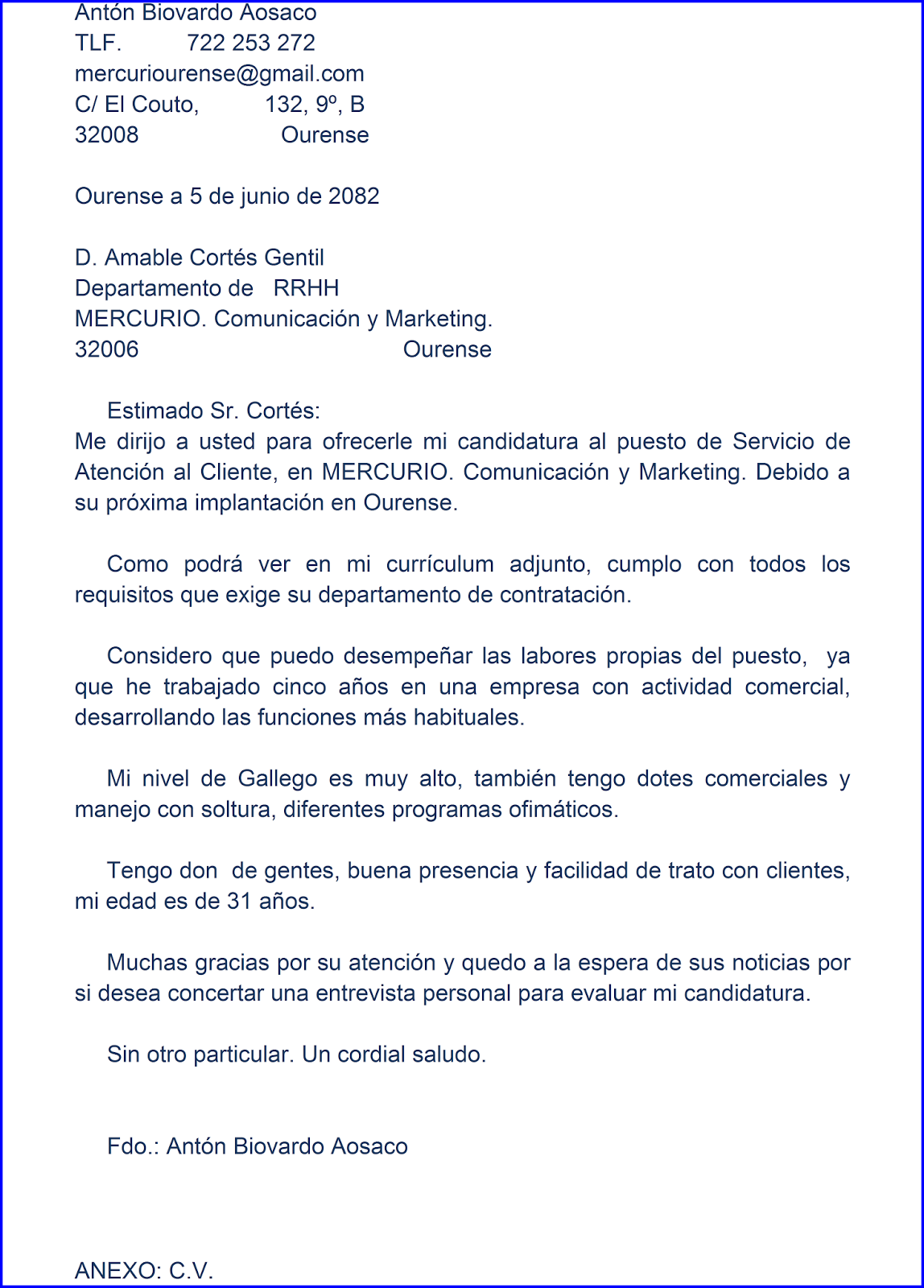 Carta De Demanda De Trabajo Carta De Demanda De Trabajo Carta De ...