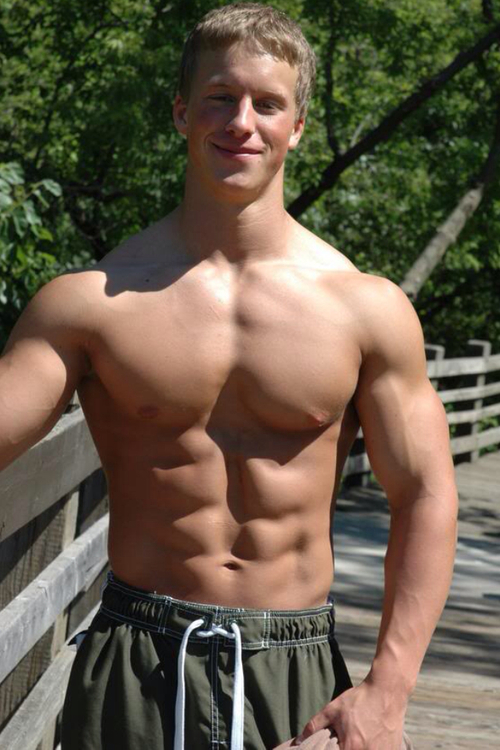 Hot Blonde Guy Tumblr