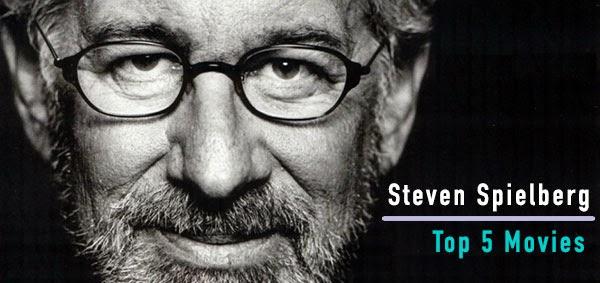 Steven Spielberg - Top 5 Movies