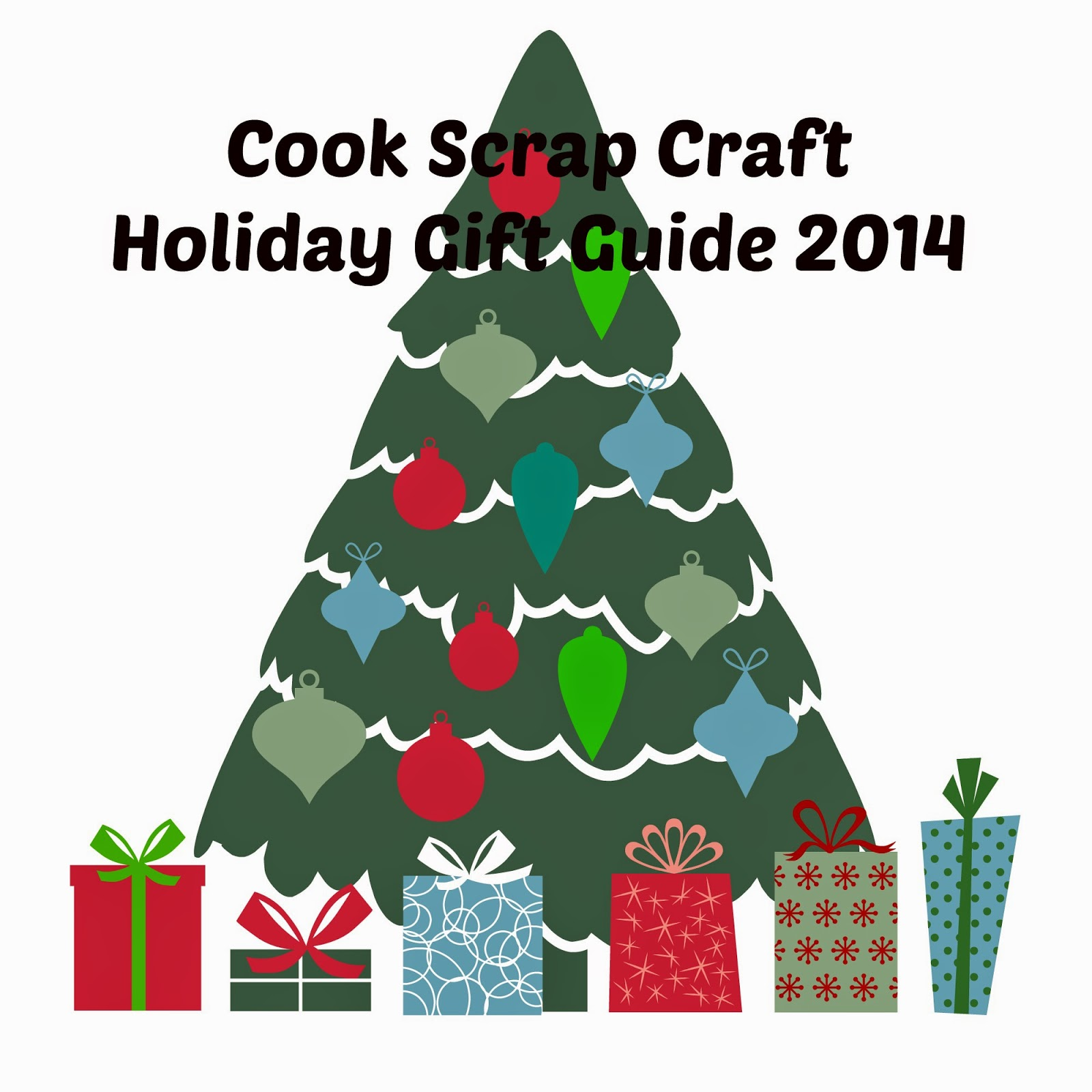 Cook Scrap Craft: Top 5 Food Gifts - Holiday Gift Guide
