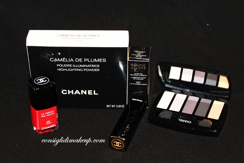 Collezione Natalizia LE Plumes Precieuses - Chanel