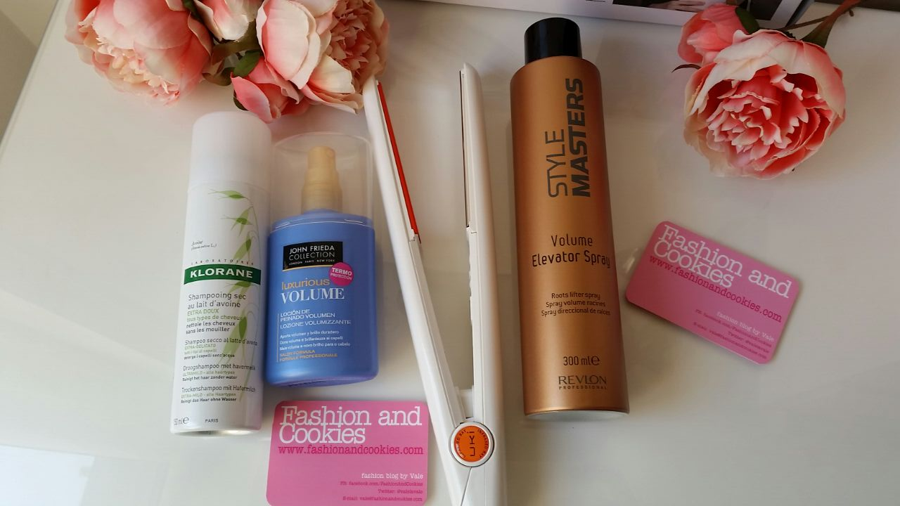 Best products for volume on fine hair on Fashion and Cookies fashion and beauty blog