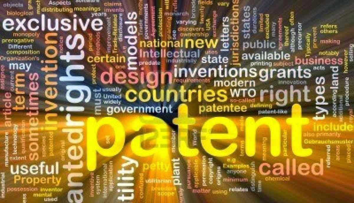 Derecho de propiedad industrial y patente