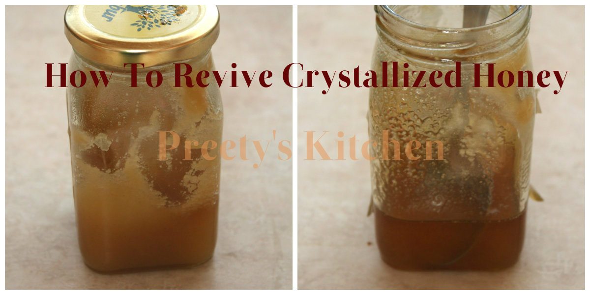 how to fix crystallized honey