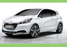 Peugeot, firme en el proyecto 208 HYbrid 2 Air