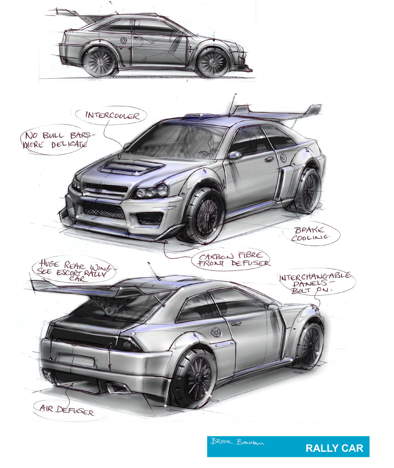 Car design news car design news australian car design and for Coupe architecture