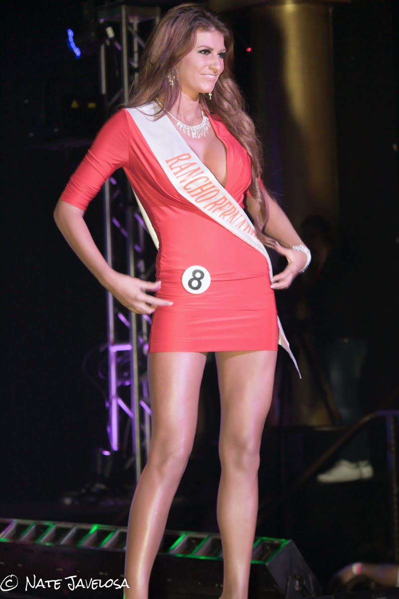 Nate Javelosa West Coast Hooters Swimsuit Finals Pageant