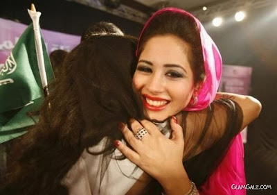 Miss Arab Of World