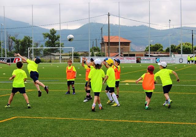 6º Campus de Fútbol Petronor