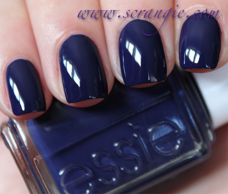 Scrangie: Essie Resort Collection Spring/Summer 2012 Swatches and Review