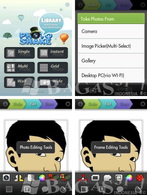 PhotoShake! Pro for Android 2