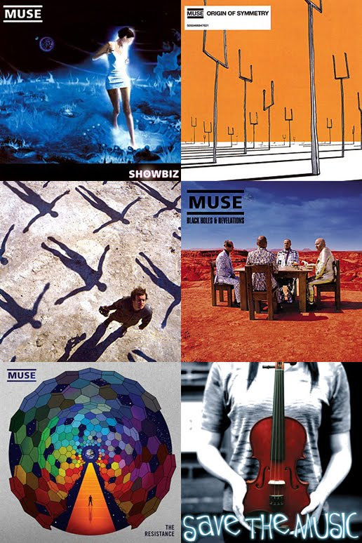 Save The Music - MUSE