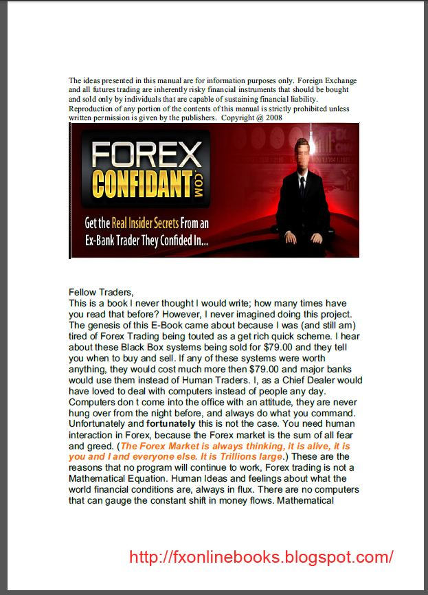 Best forex books 2013