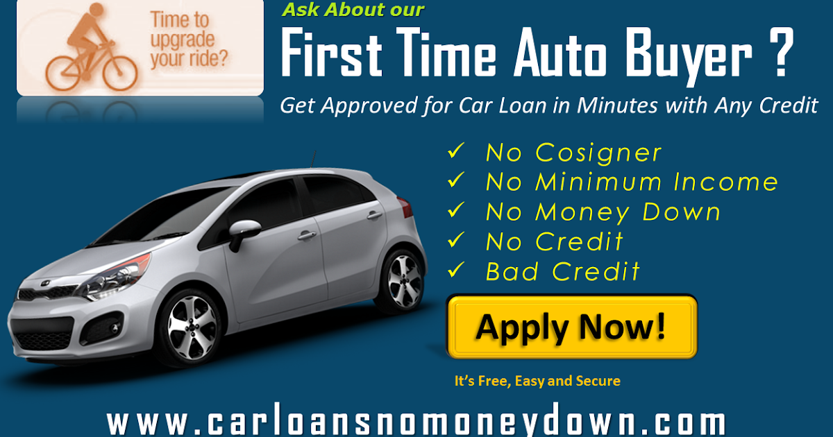first time auto loan programs car financing tips for. Black Bedroom Furniture Sets. Home Design Ideas
