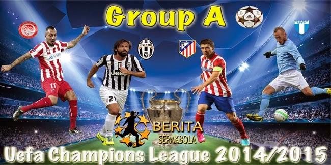 Jadwal Siaran Langsung Juventus Vs Atletico Madrid