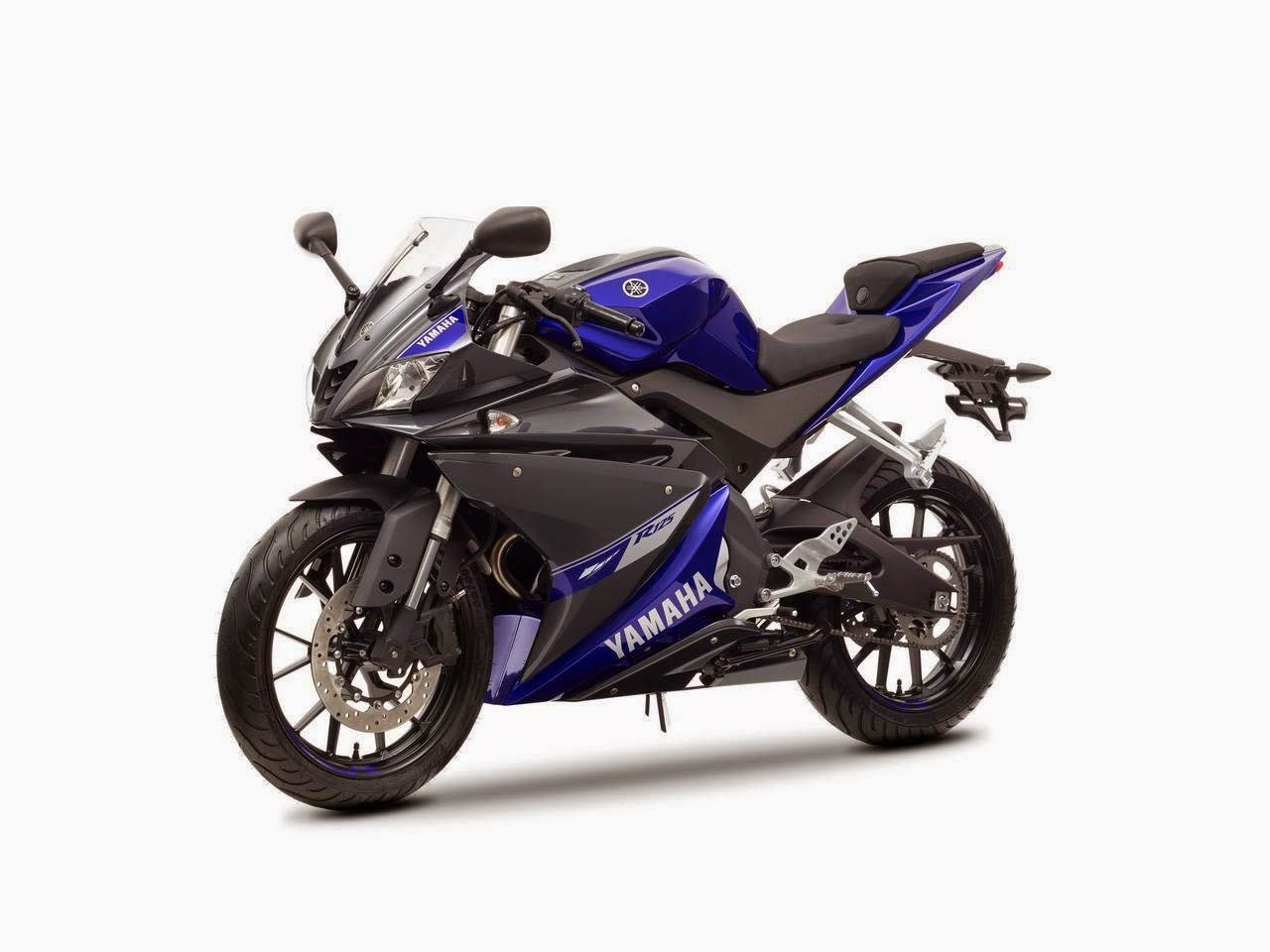 2015 Upcoming Bike Of Yamaha YZF-R125
