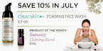 10% Off in July