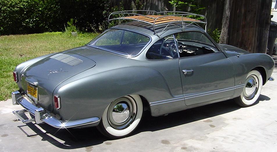1956 Karmann Ghia lowlight coupe Iu0027d never heard of the lowlight before... good looking & Just A Car Guy: 1956 Karmann Ghia lowlight coupe Iu0027d never heard ... azcodes.com