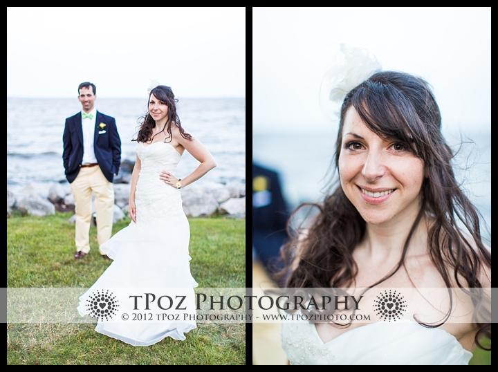Gibson Island Club Wedding Photos